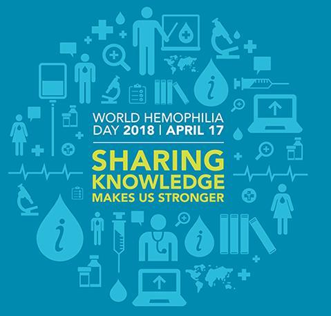 World Haemophilia Day (WHD) 2019